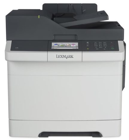 Lexmark CX417de Color All-In One Laser Printer