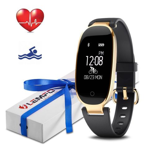 LEMFO Fitness Tracker Heart Rate Monitor Women Activity