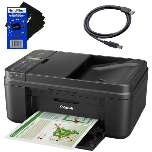 Canon PIXMA MX492 Wireless Office All-in-One Inkjet Printer