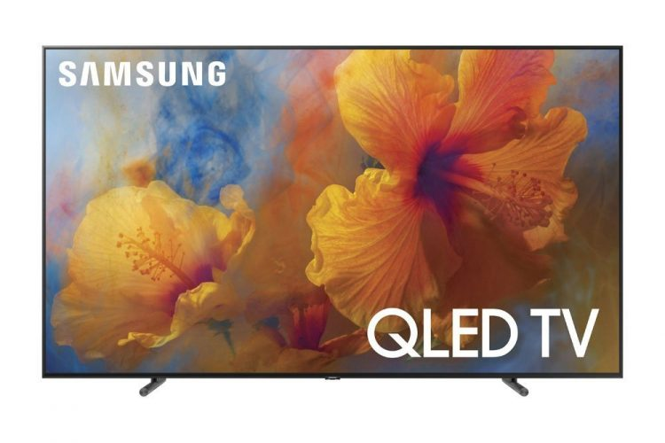 Samsung Electronics QN65Q9 65-Inch 4K Ultra HD Smart QLED TV (2017 Model)