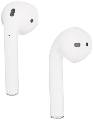 Apple Airpods Wireless Bluetooth Headset for iPhone with IOS 10 or Later White