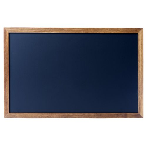 Cedar Markers 17″x11″ Chalkboard With Wooden Frame