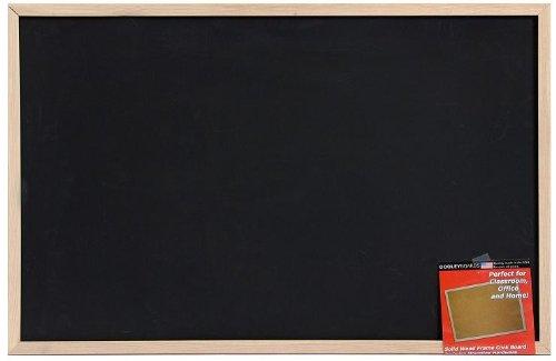Dooley Wood-Framed Chalk Board, 23 x 35 Inches