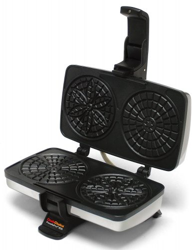 Chef's Choice 834 Pizzelle Pro Express Baker