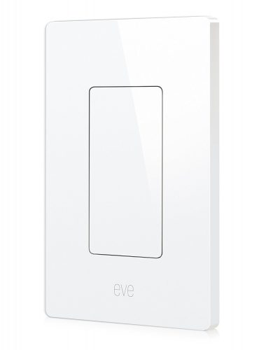 Elgato Eve HomeKit Enabled Light Switch
