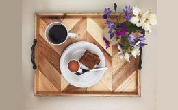 Breakfast Trays