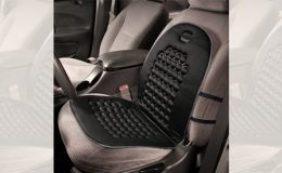 car seat back massager chair pad