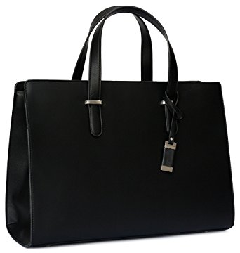 Computer Bag For Women, Ideal Laptop Tote Bag To Keep Your Business Documents, Laptop & Notebook Safe, Unique & Practical Laptop Accessories