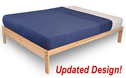 KD Frames Nomad 2 Platform Bed Plus