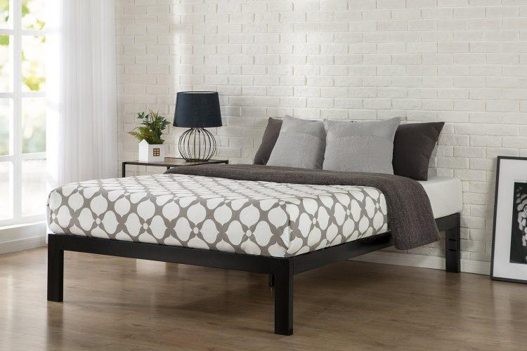 Zinus quick snap 14-inch platform bed frame