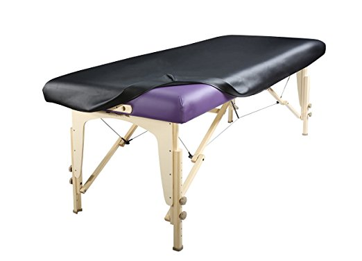 Master Massage Universal Fabric Fitted PU Vinyl leather Ultra-Durable Protection Cover sheet for Massage Tables