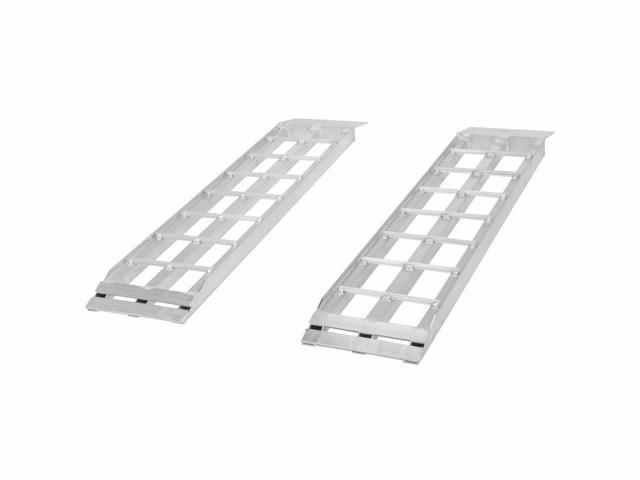 Apex Aluminum Dual Runner Shed Ramps – S-368-1500