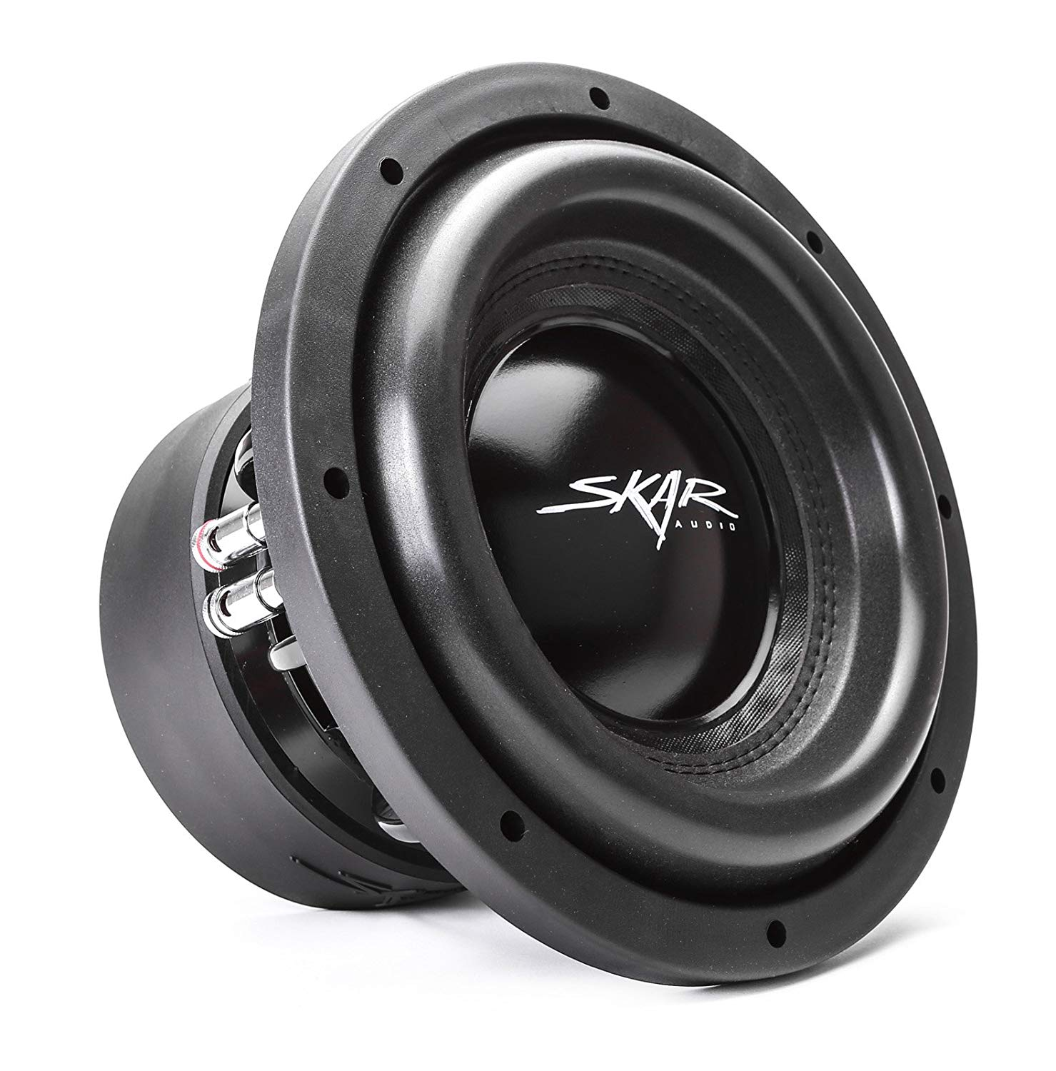 "Skar Audio EVL-10 D4 10"" 2000 Watt Max Power Dual 4 Ohm Car Subwoofer"