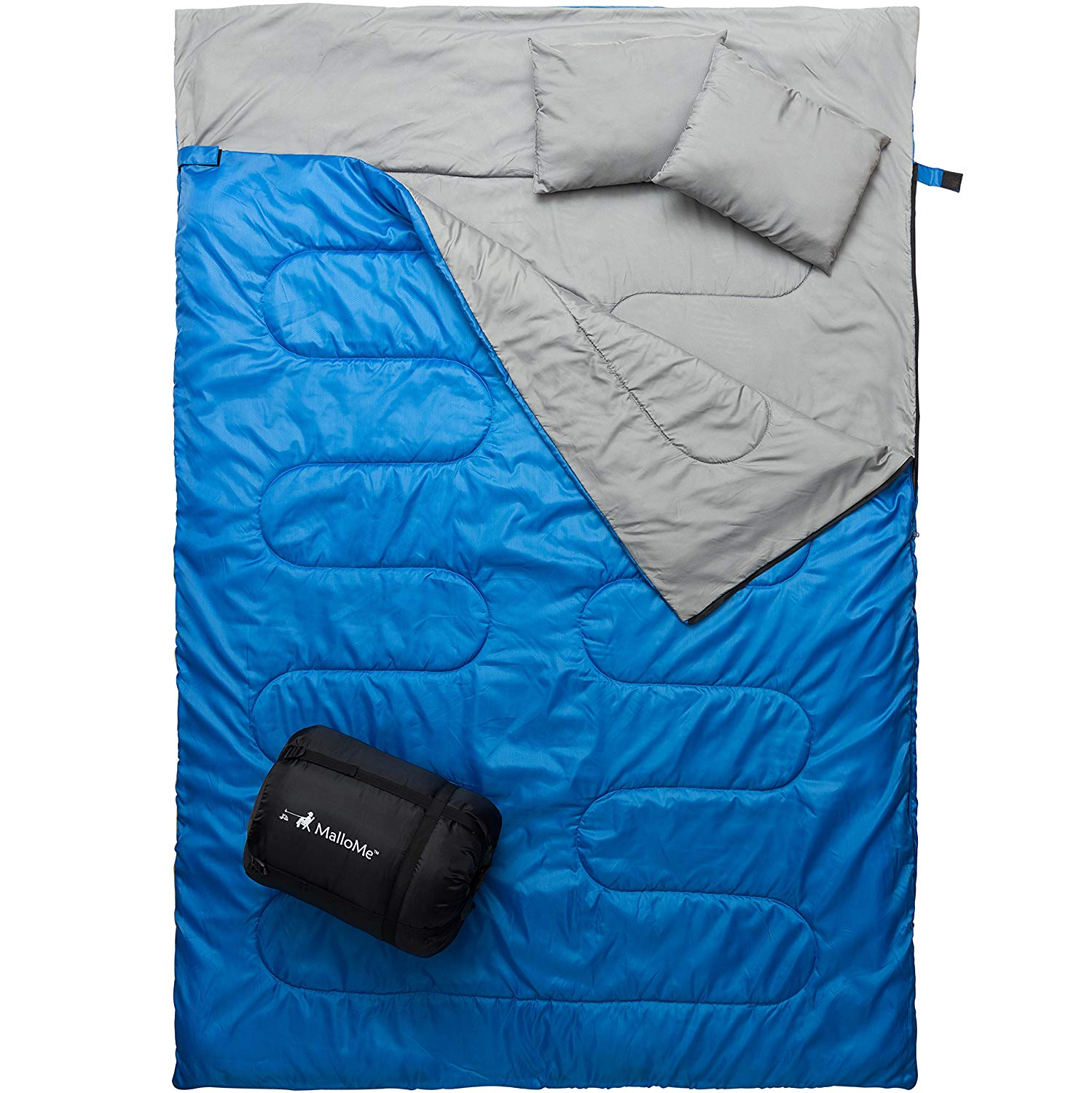 Camping Sleeping Bag- MalloMe