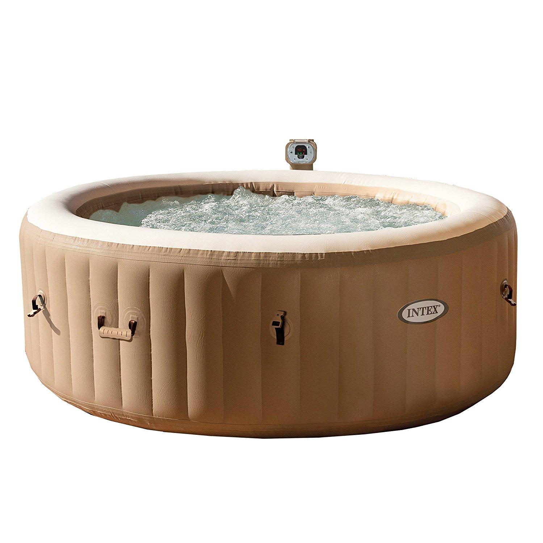 Intex 77in Pure spa portable bubble massage spa set - Inflatable Hot Tub
