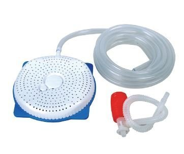 Milliard Swimming Pool Cover Siphon - Water Removal Drain for Above Ground Winter Pool Coverings