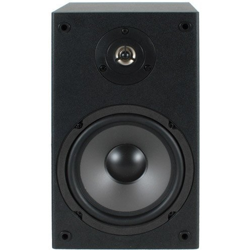 Dayton Audio B652 6-1/2-Inch 2-Way Bookshelf Speaker Pair