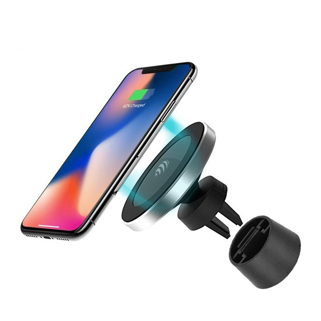 Magnetic Wireless Car Charger - Wireless Car Chargers