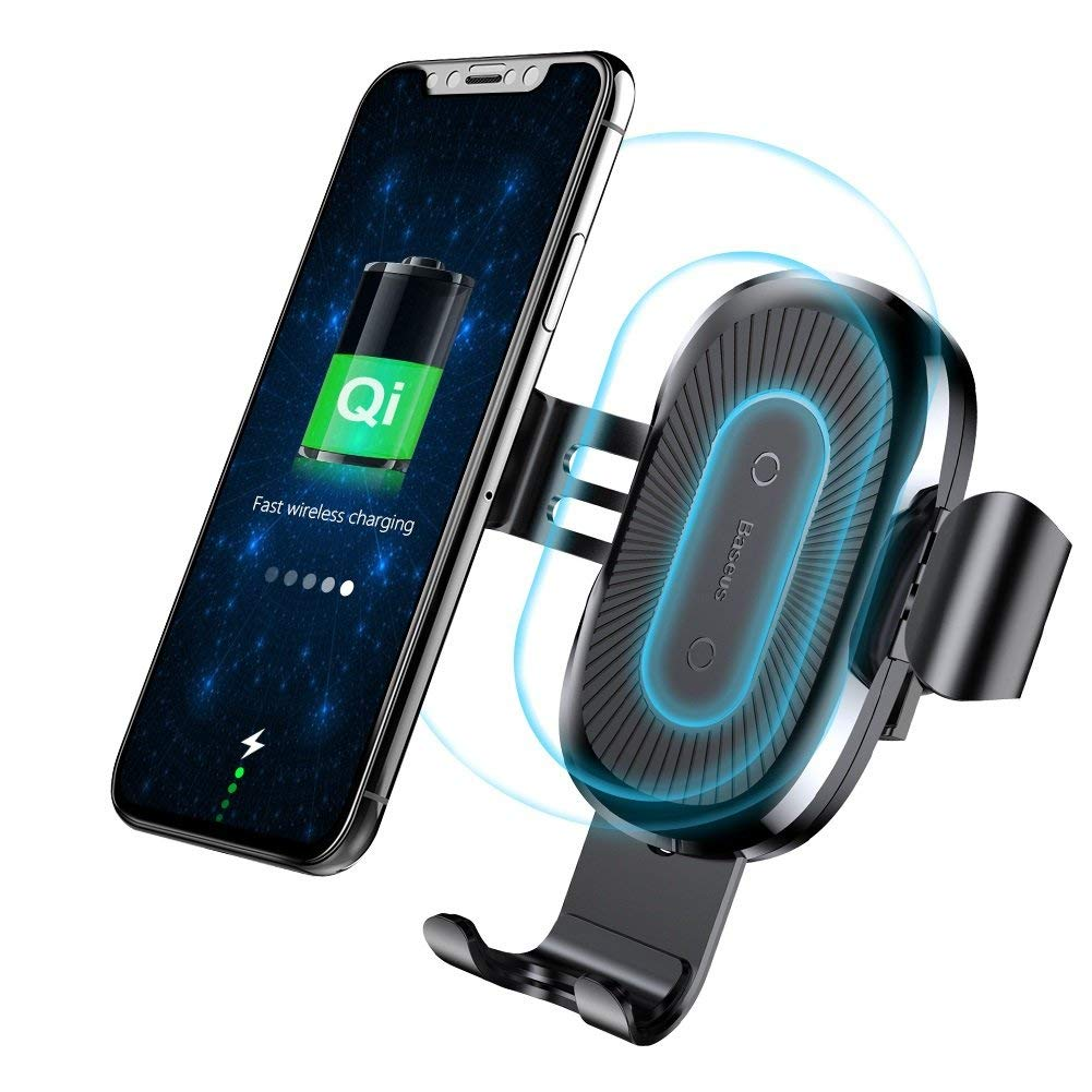 Baseus Gravity Wireless Car Charger Mount