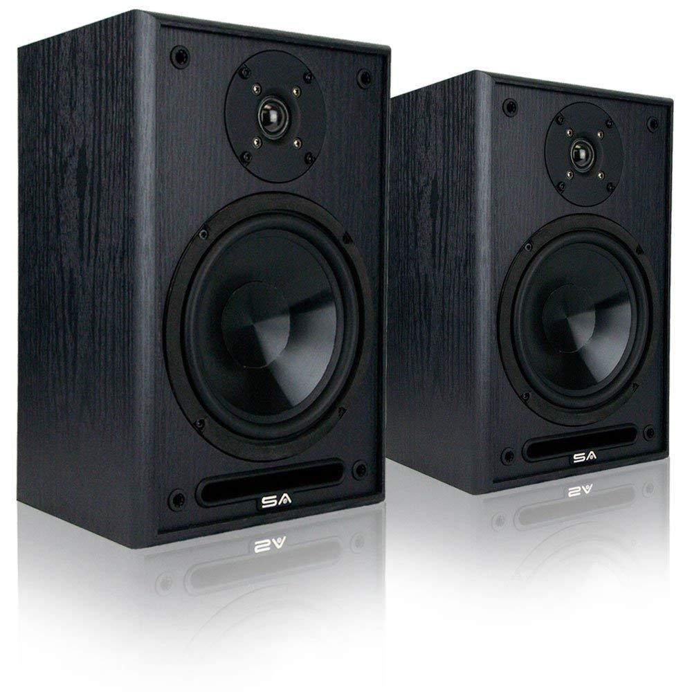 Sound Appeal 6.5-Inch Bookshelf Speakers - Bookshelf Speaker
