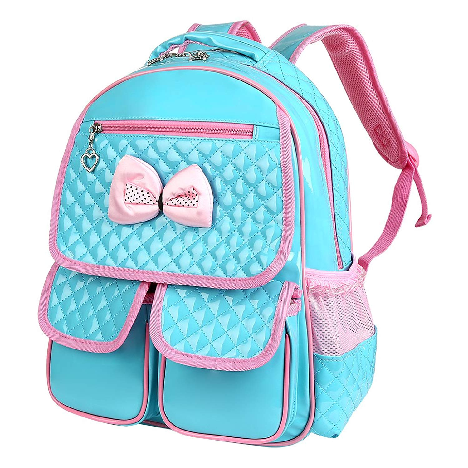 Vbiger Casual School Bag Children School Kids Backpacks for Girls