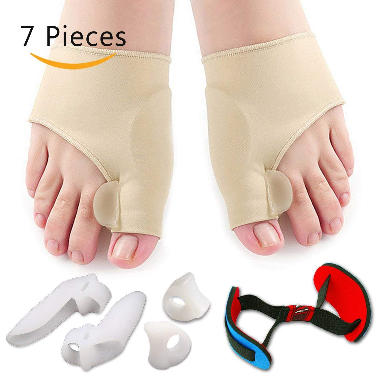 Bunion Corrector and the Bunion Relief Sleeve