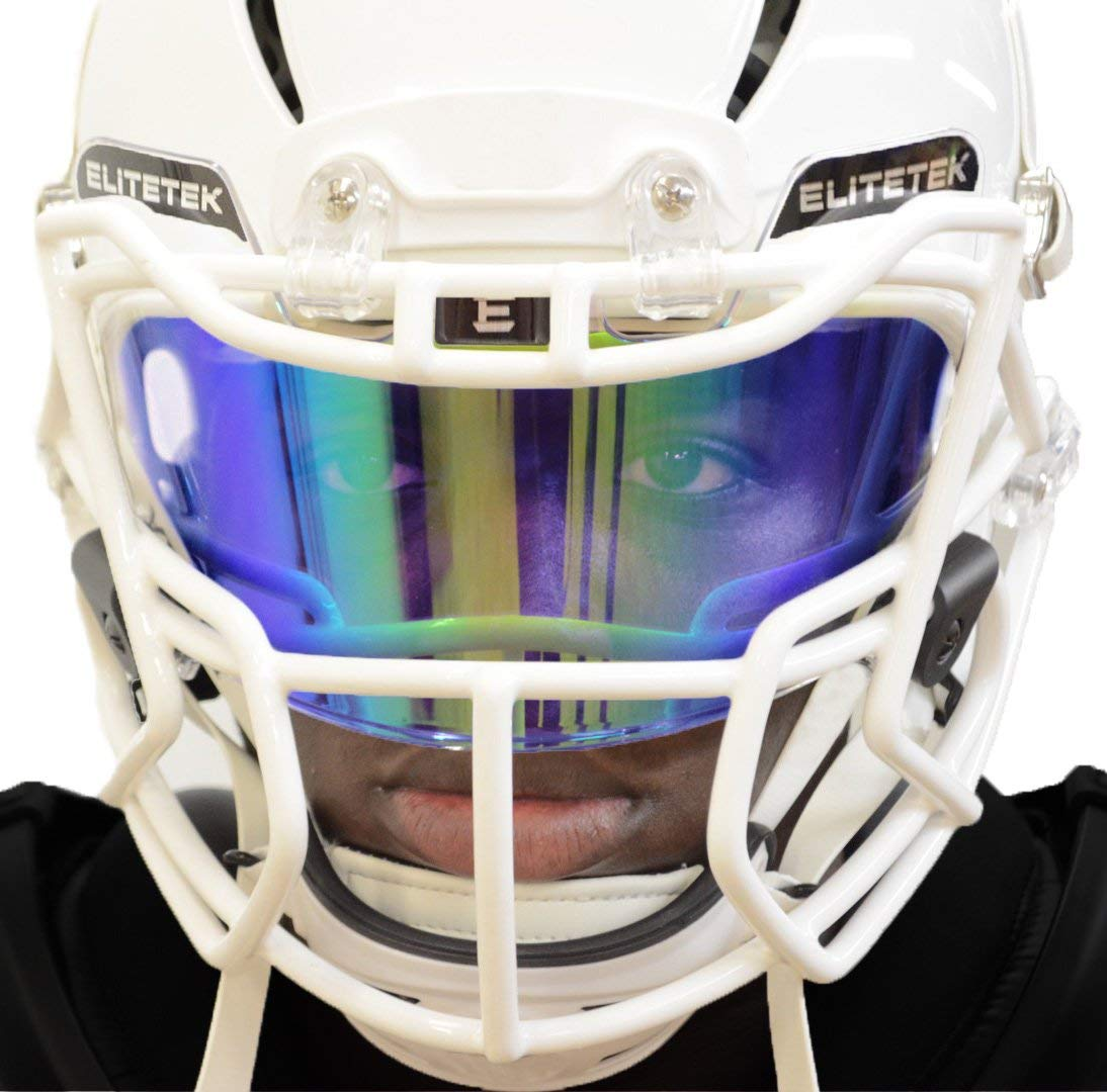 Football Eye-Shield Facemask- EliteTek
