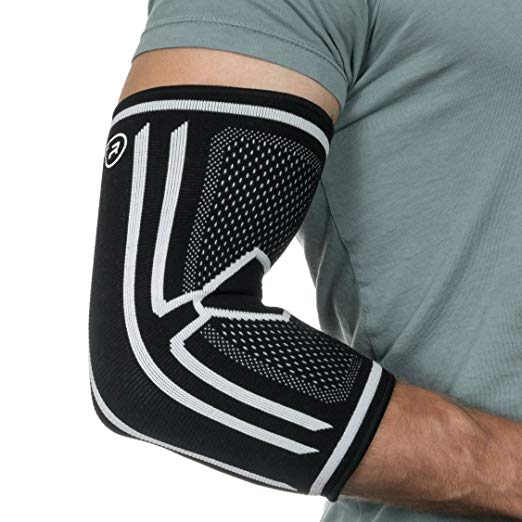 Elbow Compression Sleeves - Golfer Elbow Brace