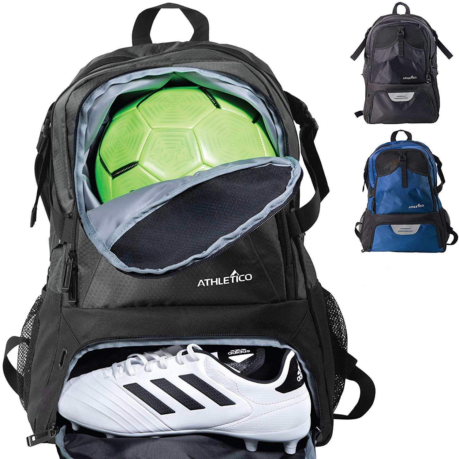 National Basketball Bag-Athletico