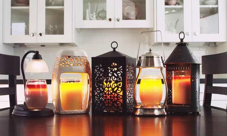 Candle warmer