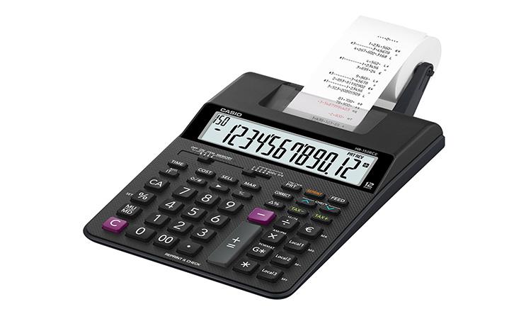 Top 10 Printing Calculators In 2019
