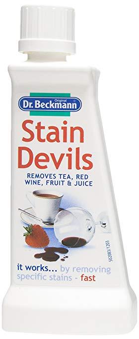 Devils Removes Tea, Red Wine, Fruit & Juice 50ml by Dr. Beckmann2 X Dr. Beckmann Stain