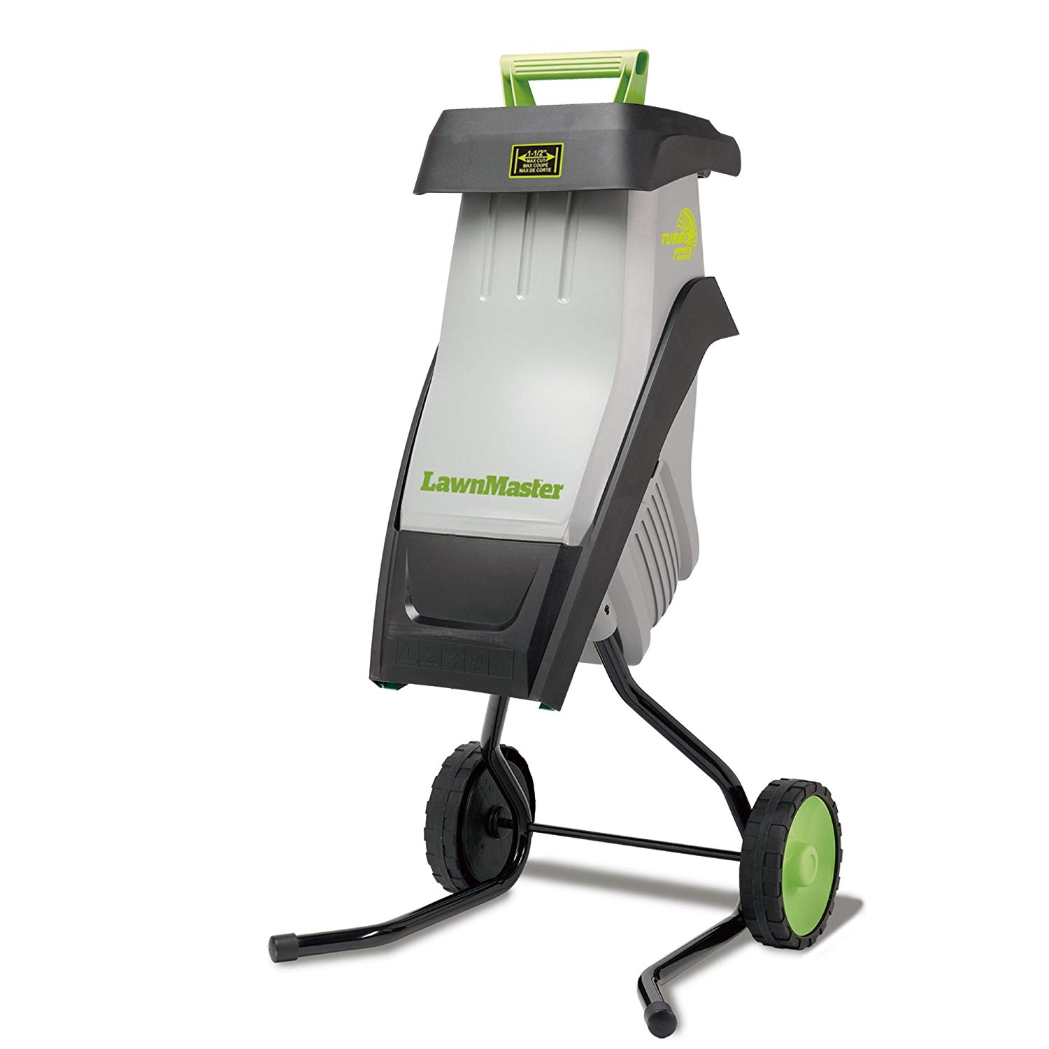 LawnMaster FD1501 Electric Chipper Shredder