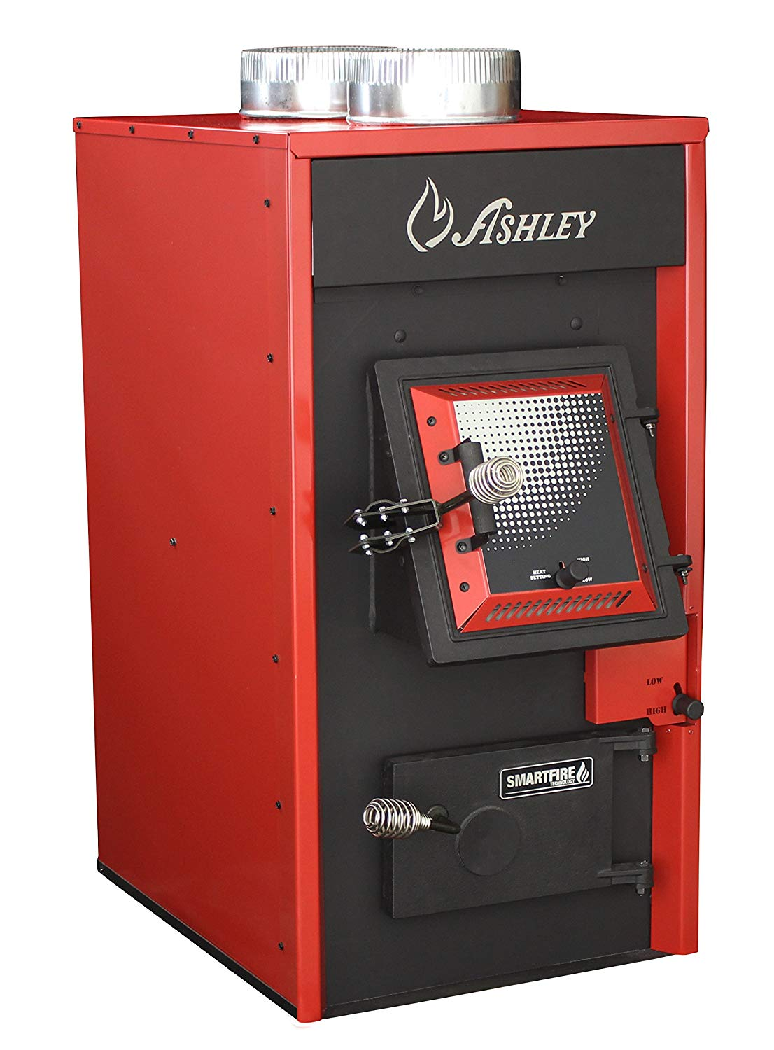 Ashley 1330E Hotblast Wood Burning Warm Air Furnace