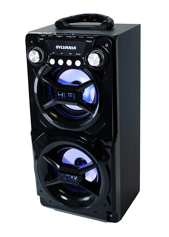 Sylvania Portable Bluetooth Speaker