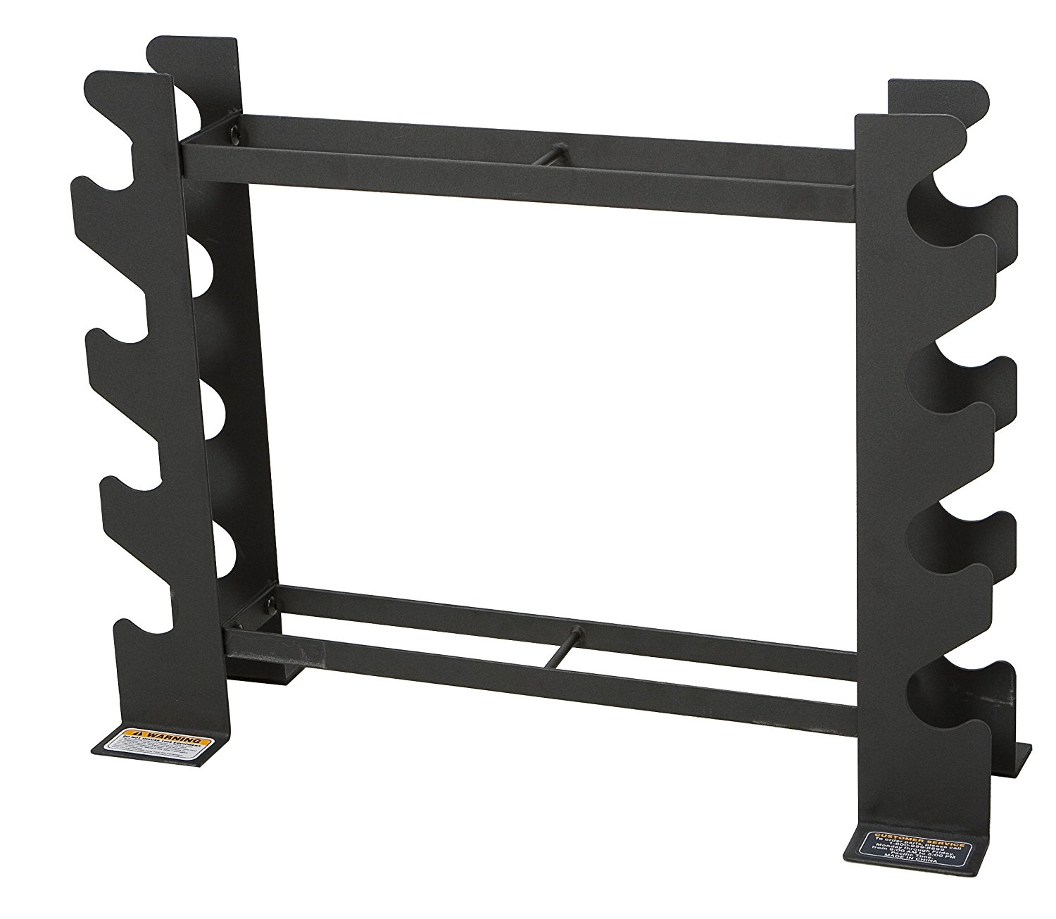 Marcy Compact Dumbbell Rack Free Weight Stand for Home Gym DBR-56