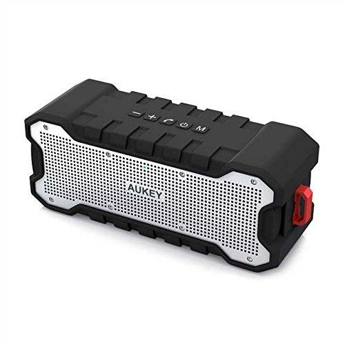 AUKEY Outdoor Speakers Wireless Bluetooth Speaker