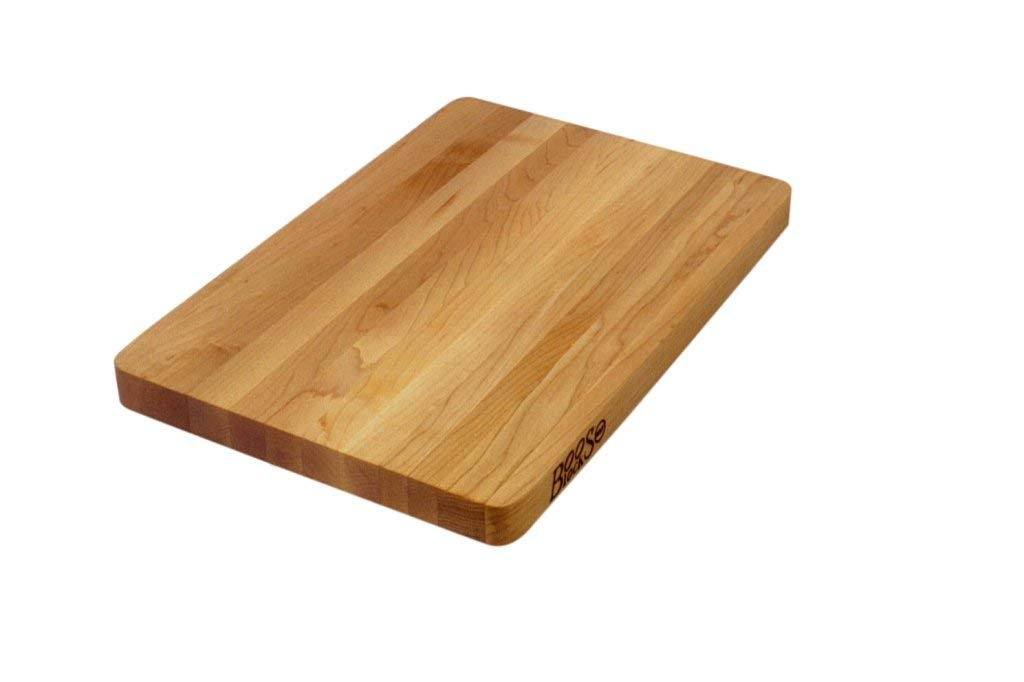 John Boos Chop-N-Slice Maple Cutting Board