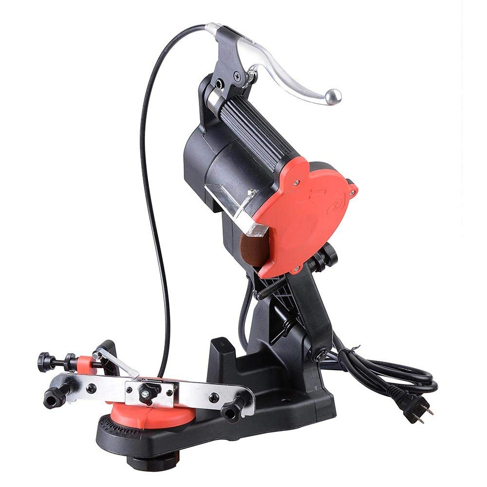 Yescom 4200RPM Electric Chain Saw Sharpener