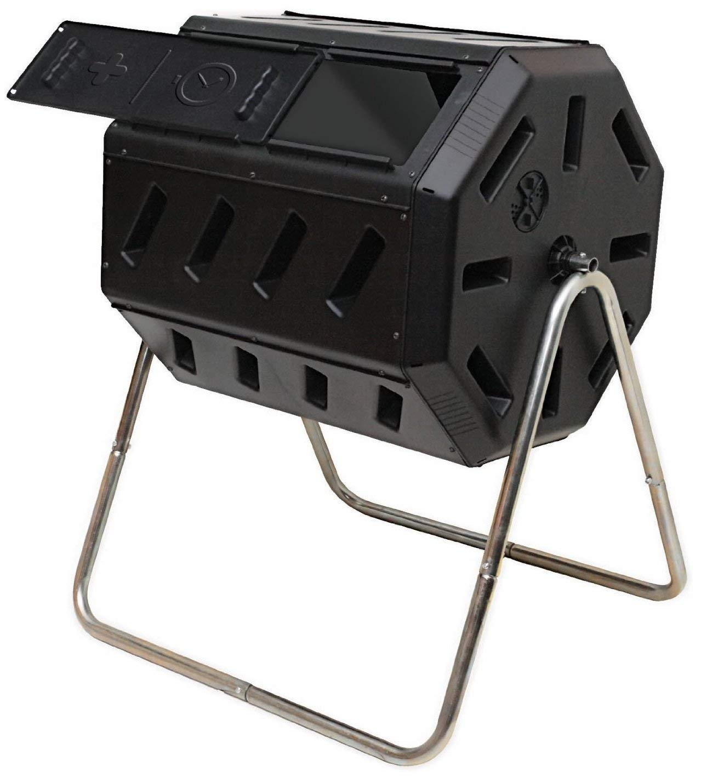 Envirocycle Mini Composting Tumbler Bin and Compost Tea Maker