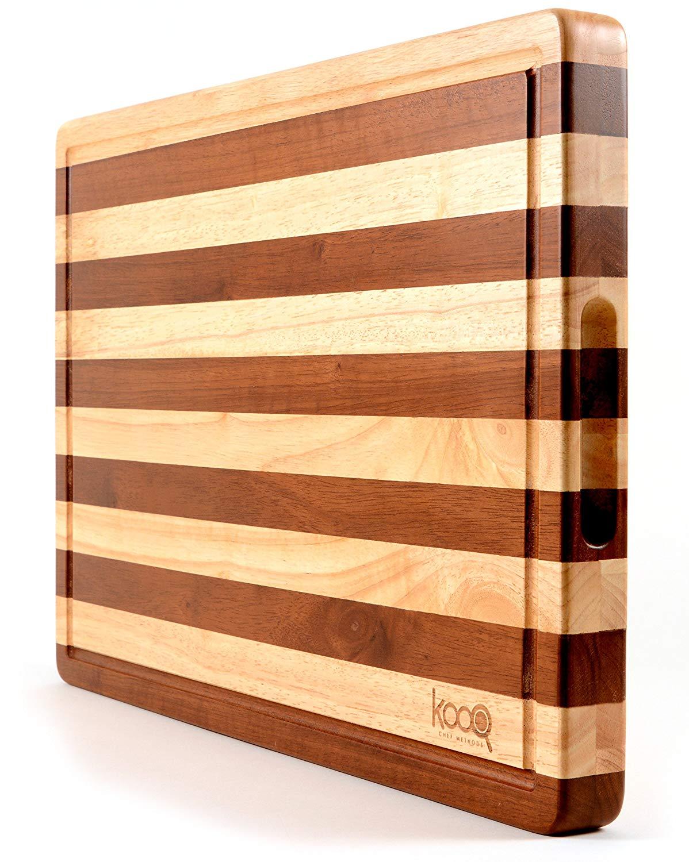 PREMIUM - Unique Extra Large Cutting Board