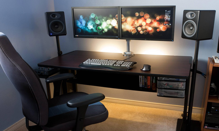 Top 10 Dual Monitor Stand in 2019