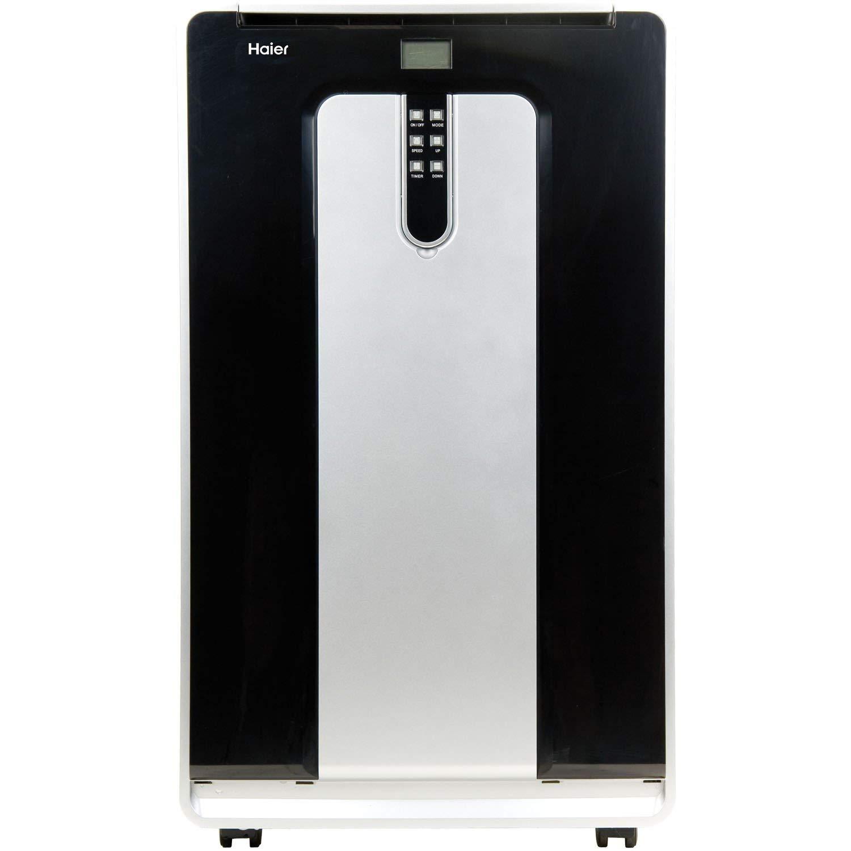 Haier 14000 Btu 115V Dual-Hose Portable 14,000