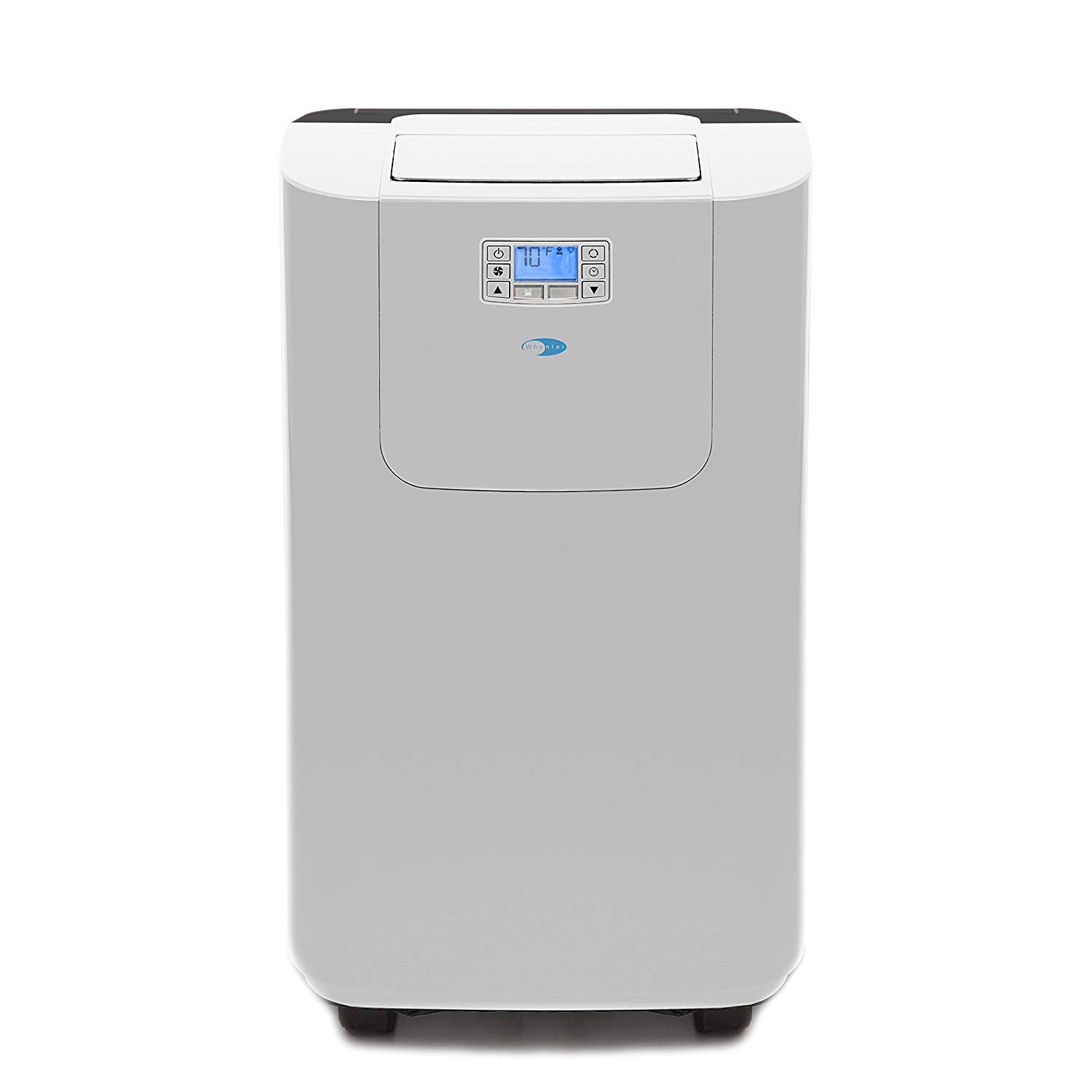 Whynter Elite ARC-122DS 12,000 BTU Dual Hose Portable Air Conditioner, Dehumidifier, Fan with Activated Carbon Filter plus Storage bag for Rooms up to 400 sq ft