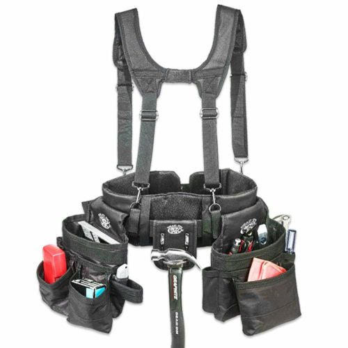 Dead On DO-FR Framers Rig, 1 Size Fits All - Carpenter tool belt