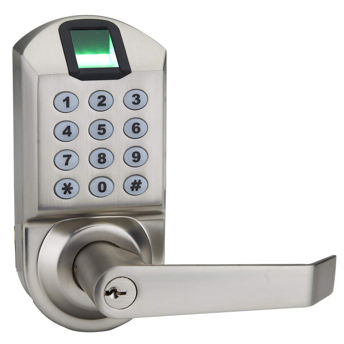 Top 10 Fingerprint Door Locks in 2019 - Highly Recommend in 2019
