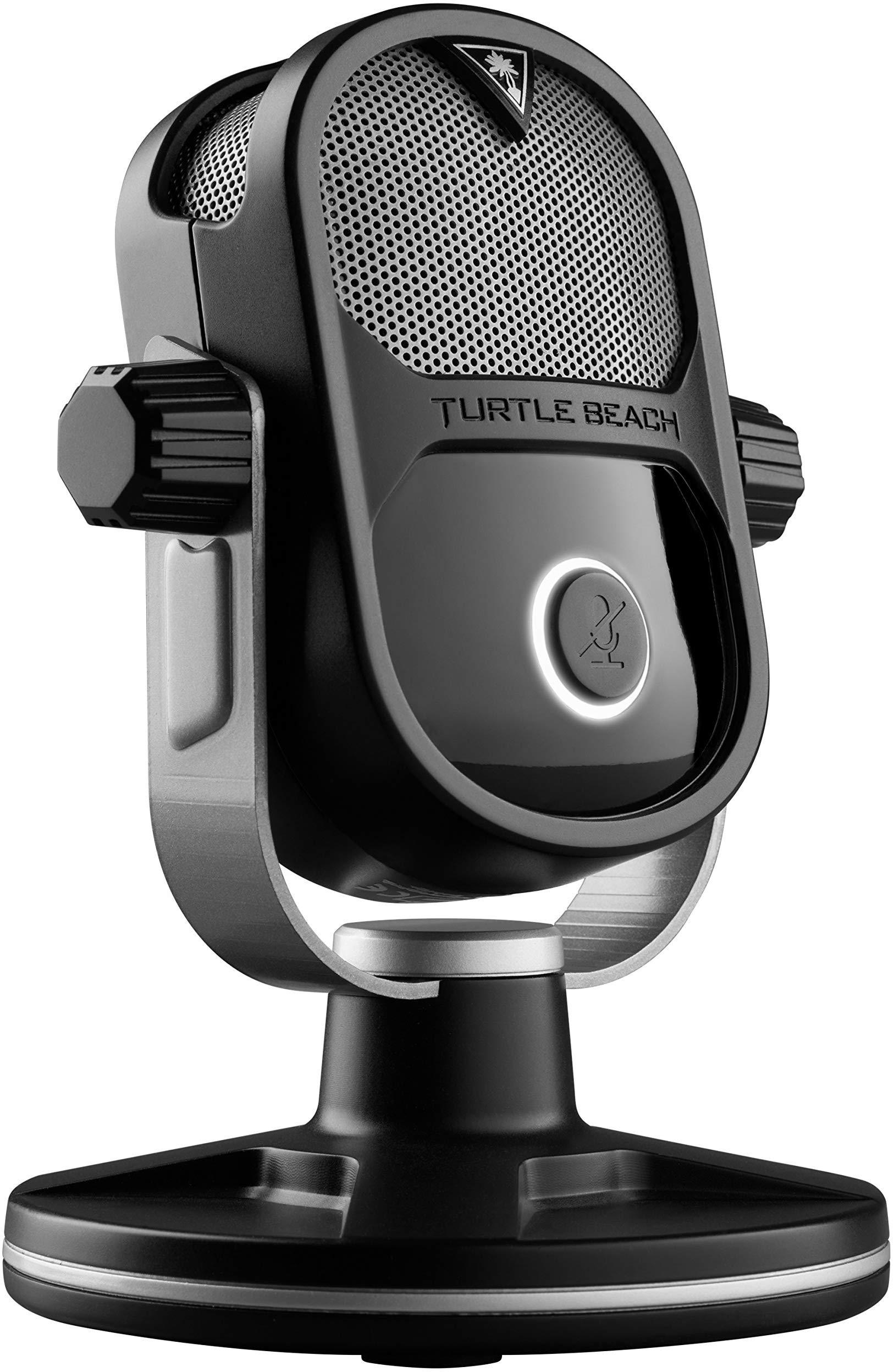 Turtle Beach - Universal digital USB Stream Mic - TruSpeak - Xbox One, PS4 and PC