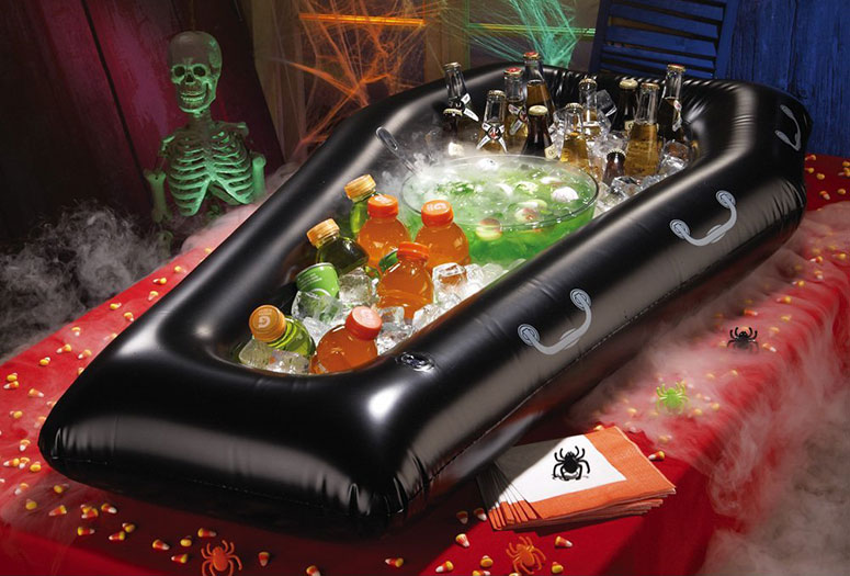 Coffin Cooler