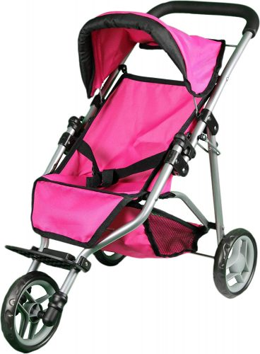 Mommy & Me My First Doll Jogger - 9326C - Baby Doll Strollers