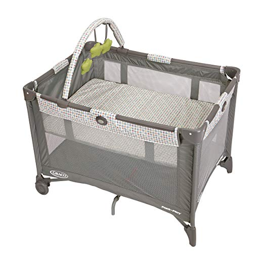 Graco Pack 'n Play On the Go Playard, Pasadena - Baby Bassinets